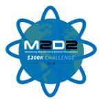 M2D2 200k challenge logo