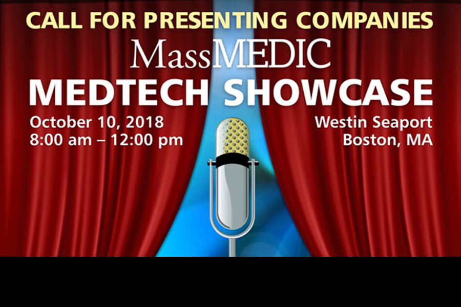 September 2018 – Mag Optics has been selected as a finalist to present at the MassMedic MedTech Showcase at Device Talks in Boston on October 10, 2018.