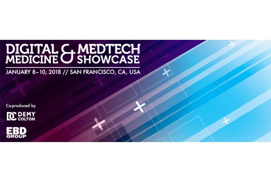 January 2017 – Presenting at MedTech Showcase at Biotech Showcase – San Francisco